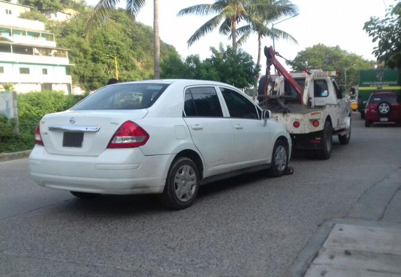 Detienen a conductor ebrio en Salina Cruz, Oaxaca | El Imparcial de Oaxaca