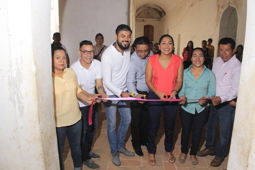 Inauguran actividades en el marco del  Festival de la Juventud Totopo Güero en  Santo Domingo Tehuantepec   El Imparcial de Oaxaca