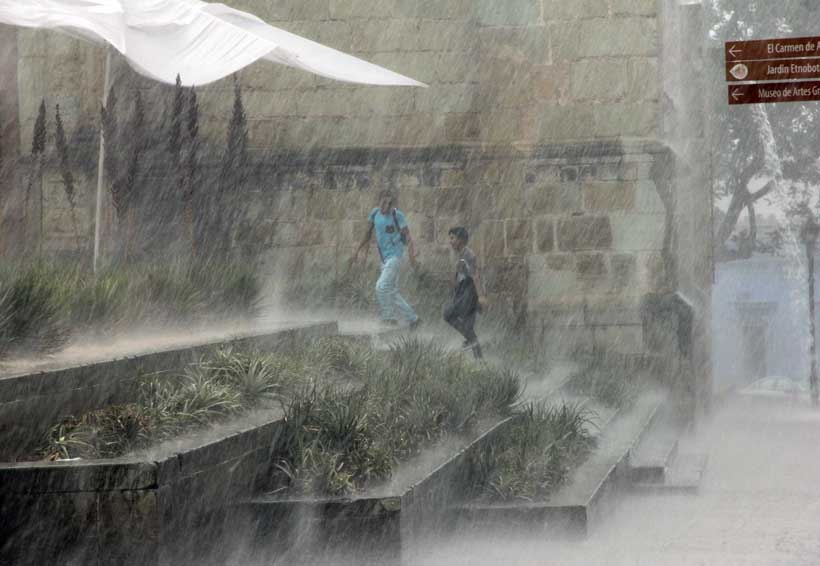 SMN pronostica tormentas intensas en Oaxaca | El Imparcial de Oaxaca