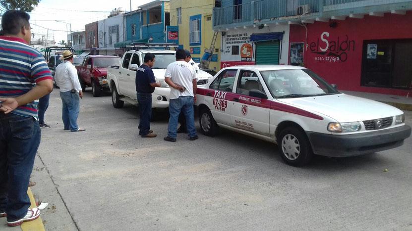 Carambola a causa del exceso de velocidad en Salina Cruz, Oaxaca | El Imparcial de Oaxaca