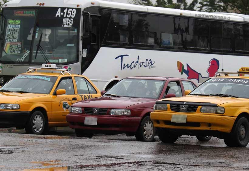 Taxis de Oaxaca, entre la ilegalidad y la contaminación | El Imparcial de Oaxaca