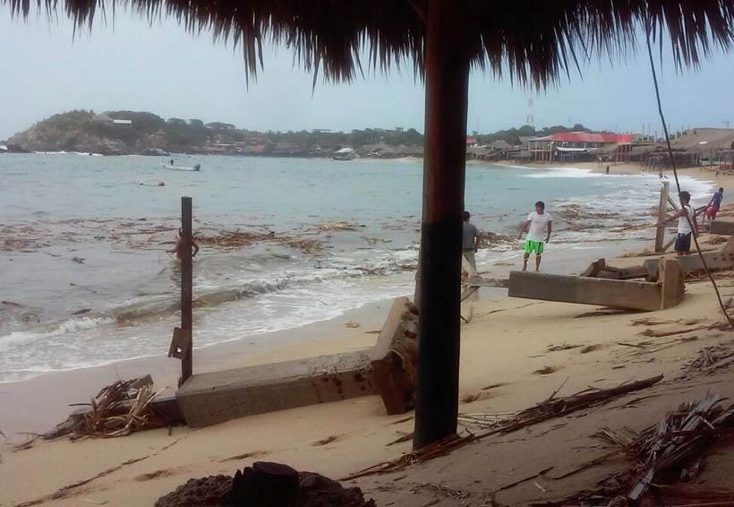 Cobra dos vidas mar de fondo en Oaxaca | El Imparcial de Oaxaca