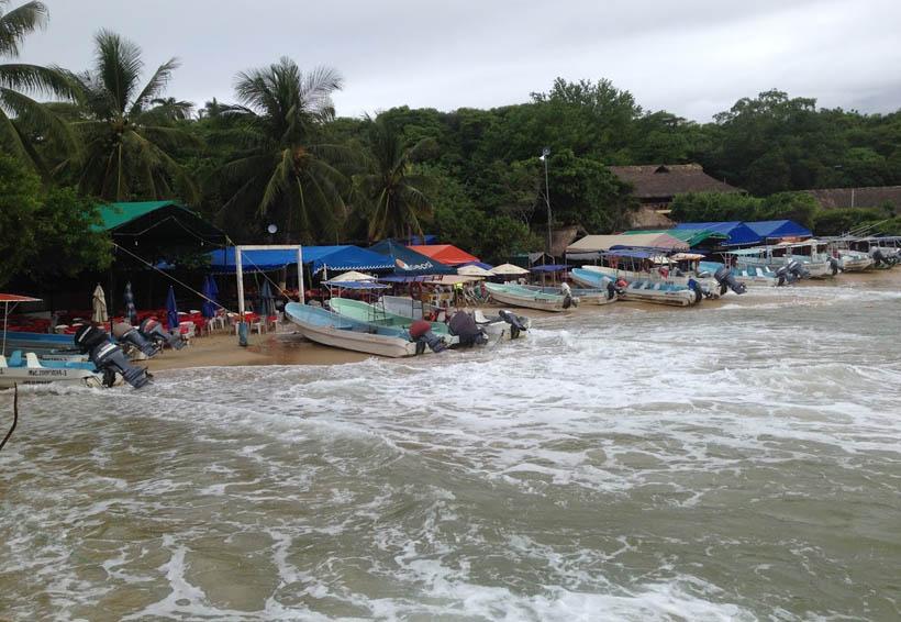 Hay mar de fondo en costas de Oaxaca | El Imparcial de Oaxaca