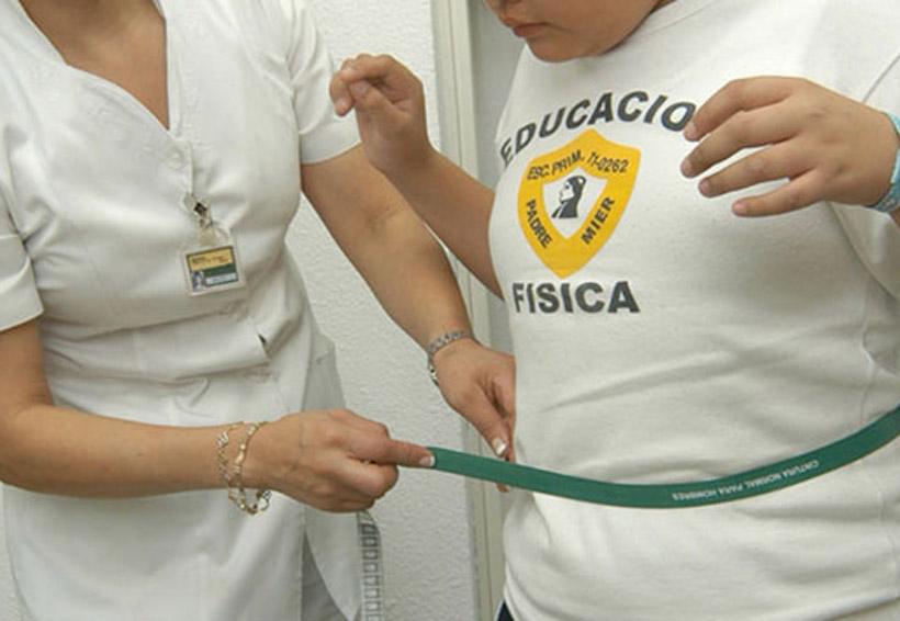 Urge combatir obesidad en niños de primaria | El Imparcial de Oaxaca