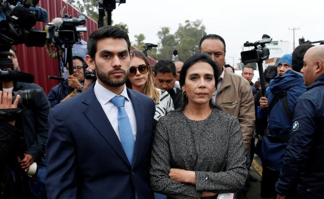 Juez ordena la libertad inmediata de hijo de Guillermo Padrés | El Imparcial de Oaxaca