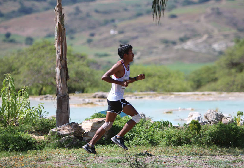 Culmina con éxito el  Tepeztate Trail Running en Matatlán, Oaxaca