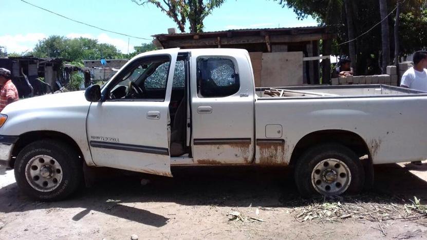 ¡Los bañan de plomo en Juchitán, Oaxaca! | El Imparcial de Oaxaca