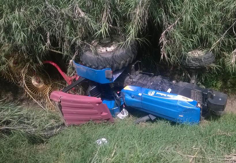 Tragedia en Zaachila, muere campesino aplastado | El Imparcial de Oaxaca