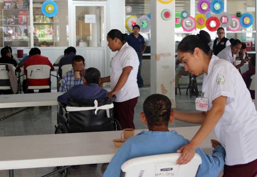 Hospital psiquiátrico de Oaxaca, al borde de la locura | El Imparcial de Oaxaca