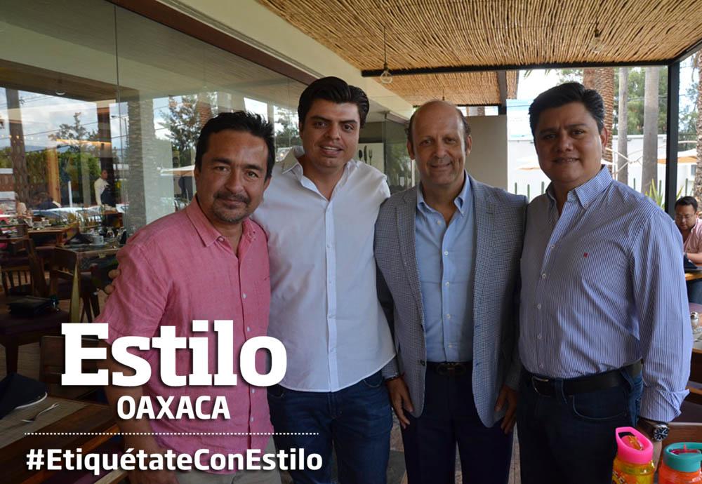 Amistosa reunión | El Imparcial de Oaxaca