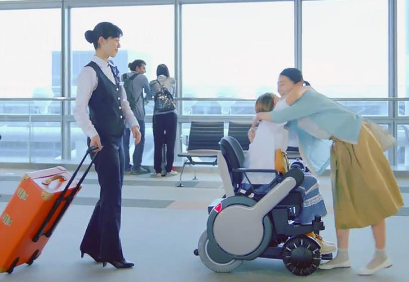 Aeropuerto de Japón contará con servicio de silla de ruedas autónoma | El Imparcial de Oaxaca