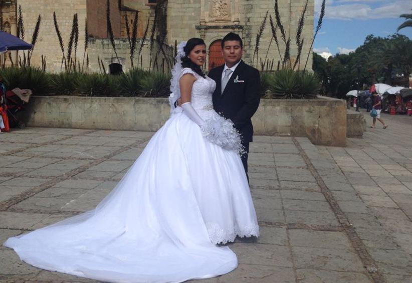 Betzabeth y Alejandro unieron sus vidas | El Imparcial de Oaxaca