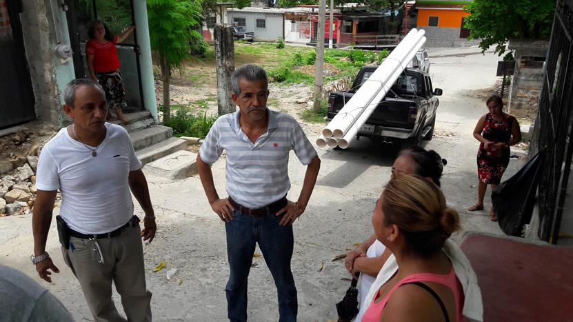 Vecinos  volverán a  tener drenaje en Salina Cruz | El Imparcial de Oaxaca