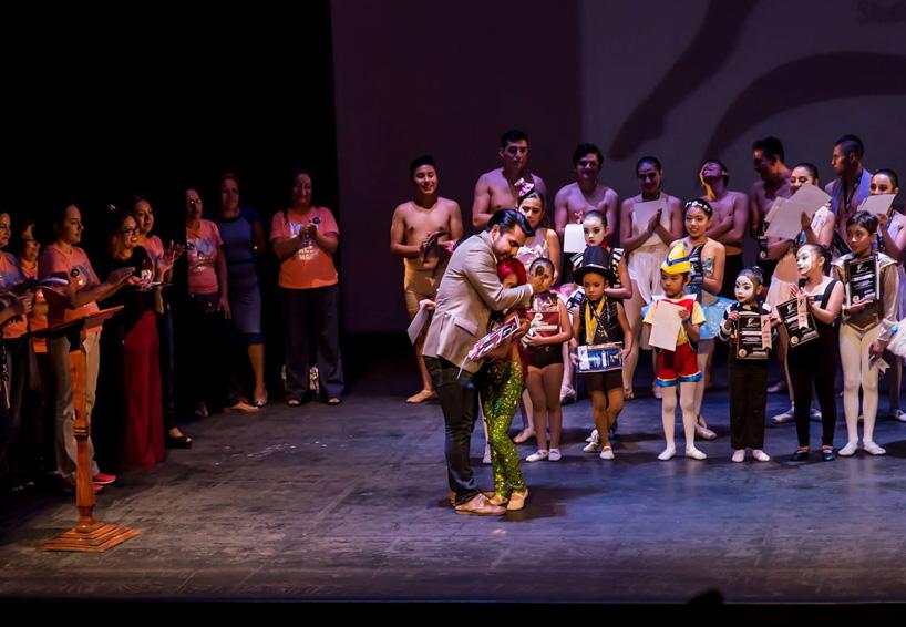 Oaxaca, un referente del ballet