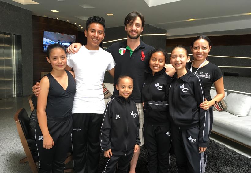 En Oaxaca impulsan ballet clásico