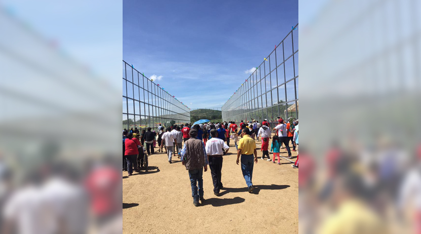 La pelota mixteca vive  un auge en el estado | El Imparcial de Oaxaca