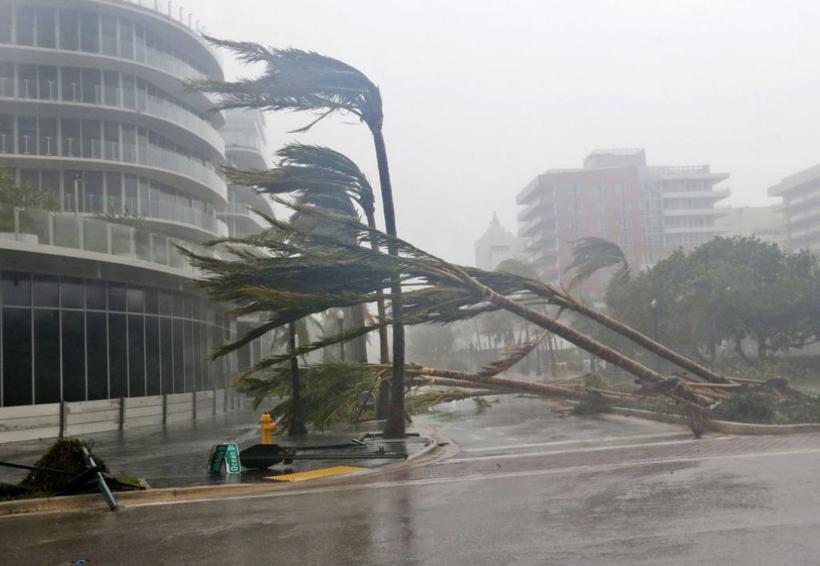 Miami se inunda por el paso 'Irma' | El Imparcial de Oaxaca