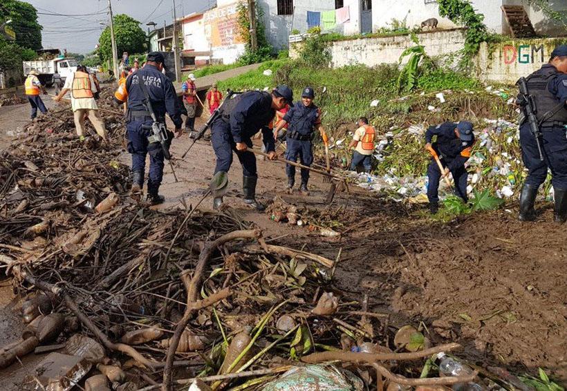 Mantiene SSPO cobertura en zonas afectadas por sismo e inundaciones en Oaxaca | El Imparcial de Oaxaca