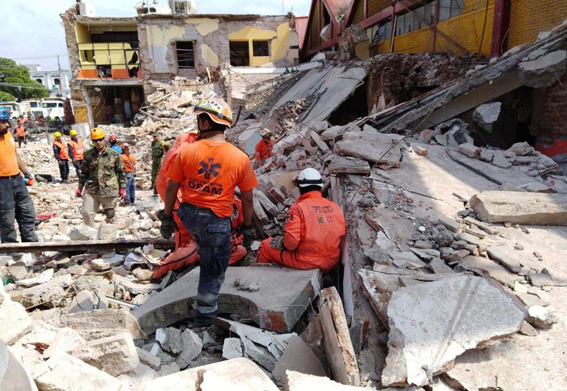 Suman 459 réplicas del sismo: SSN Nacional