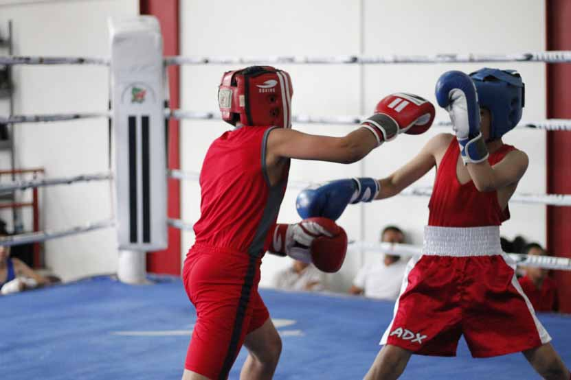 Agenda apretada para boxeadores | El Imparcial de Oaxaca