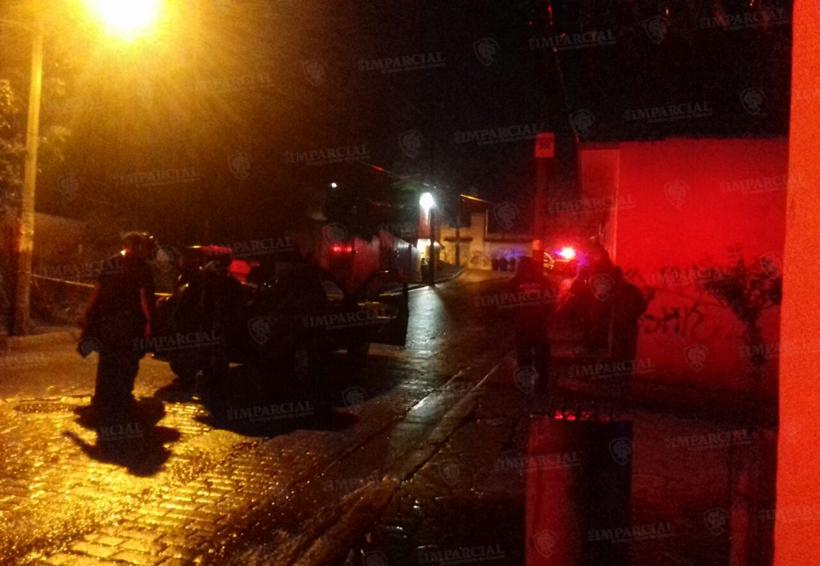 Asesinan a balazos a 4 personas en la ciudad de Oaxaca