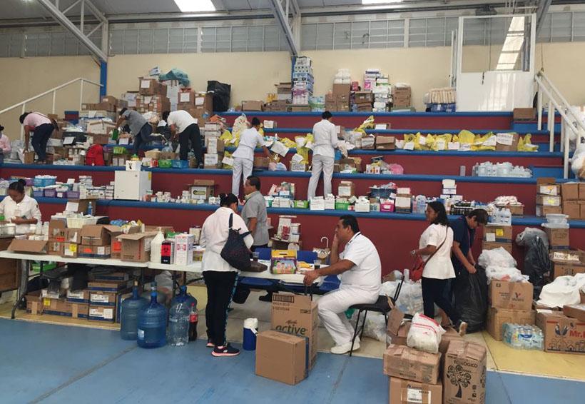 No se registran brotes epidemiológicos en municipios de Oaxaca afectados por sismo