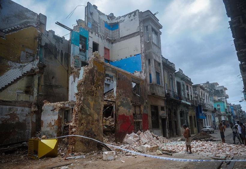 Gobierno de cuba aportará 50% para materiales de reparación por Irma | El Imparcial de Oaxaca