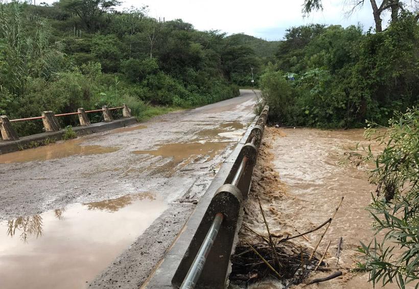Pegan lluvias a 8 localidades de Oaxaca | El Imparcial de Oaxaca