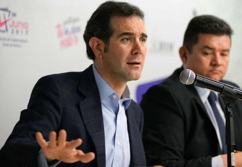 INE asegura un sistema electoral seguro ante fraudes | El Imparcial de Oaxaca