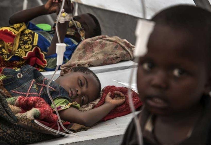 Mas de 500 muertos por brote de cólera en República Democrática del Congo   El Imparcial de Oaxaca