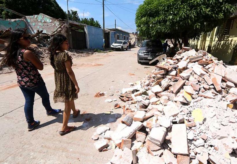 Van más de 5 mil réplicas del sismo de 8.2° | El Imparcial de Oaxaca