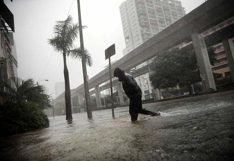 'Irma' se dirige a Georgia como tormenta tropical