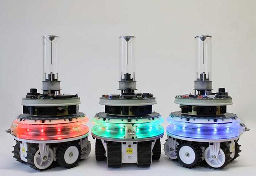 Video: Crean robots capaces de unirse, dividirse y repararse a sí mismos | El Imparcial de Oaxaca