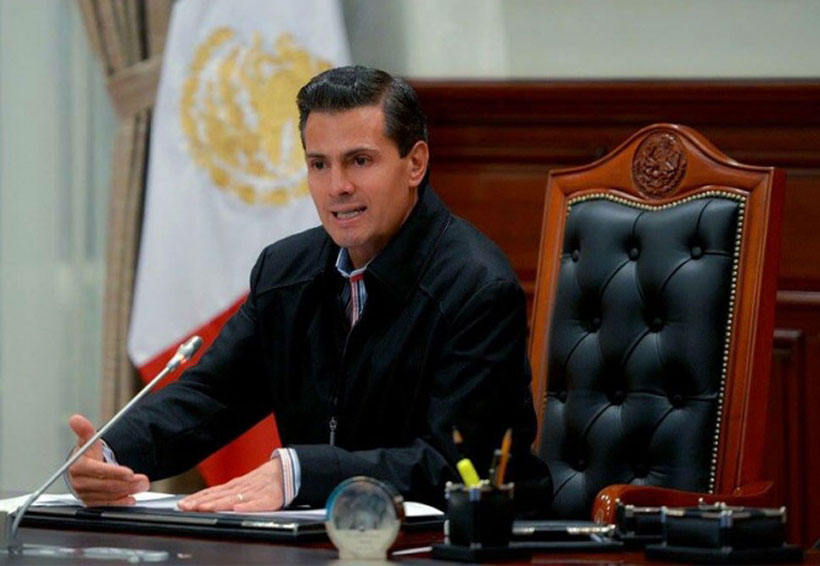 Cena del 15 de septiembre será cancelada por sismo: EPN | El Imparcial de Oaxaca
