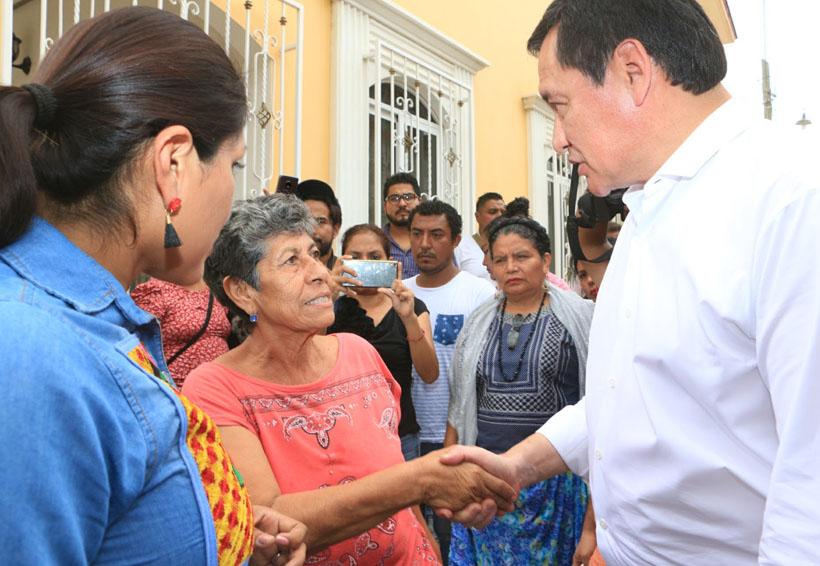 Osorio Chong dice que apoyo de reconstrucción en Tehuantepec será directo | El Imparcial de Oaxaca