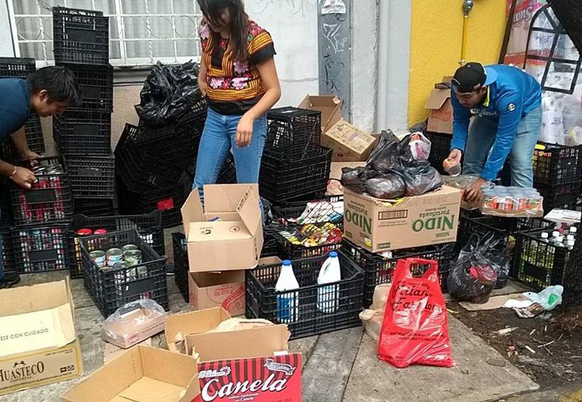 Se duplican centros de acopio en la capital de Oaxaca | El Imparcial de Oaxaca