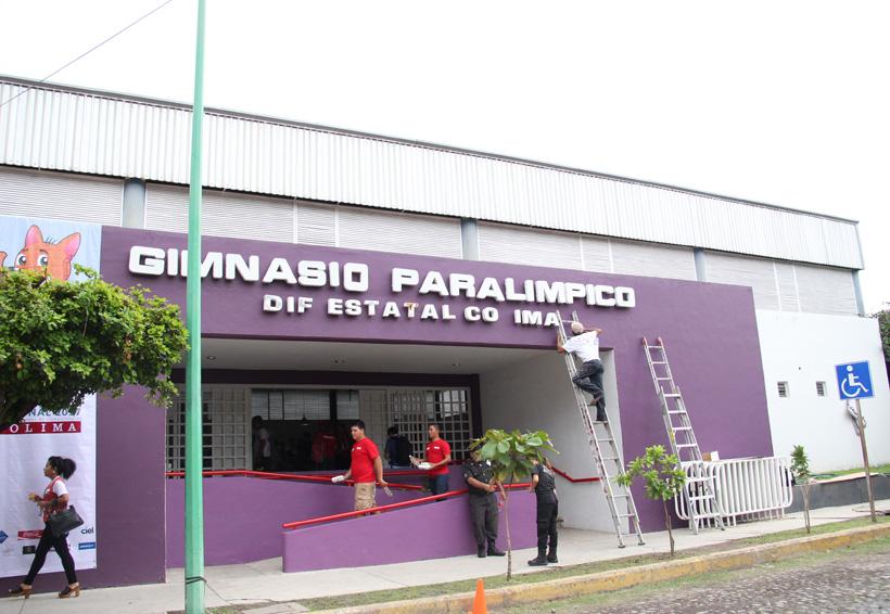 Colima, ejemplo de organización