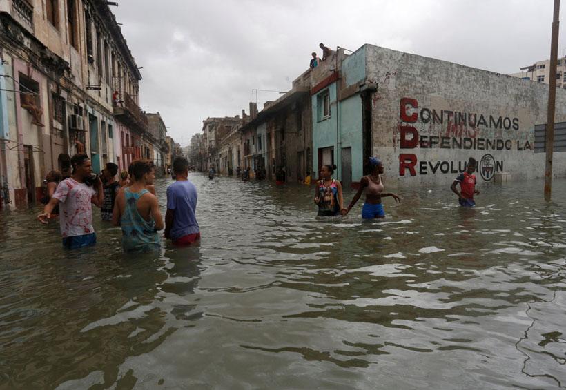 Cuba confirma 10 muertos tras paso de 'Irma' | El Imparcial de Oaxaca