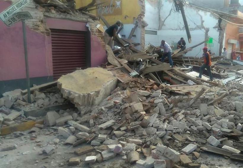 ONU expresa su solidaridad a México por sismo de 8.2 grados | El Imparcial de Oaxaca