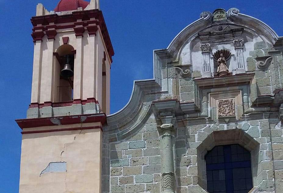 Aumentan daños en Oaxaca tras serie de sismos de ayer