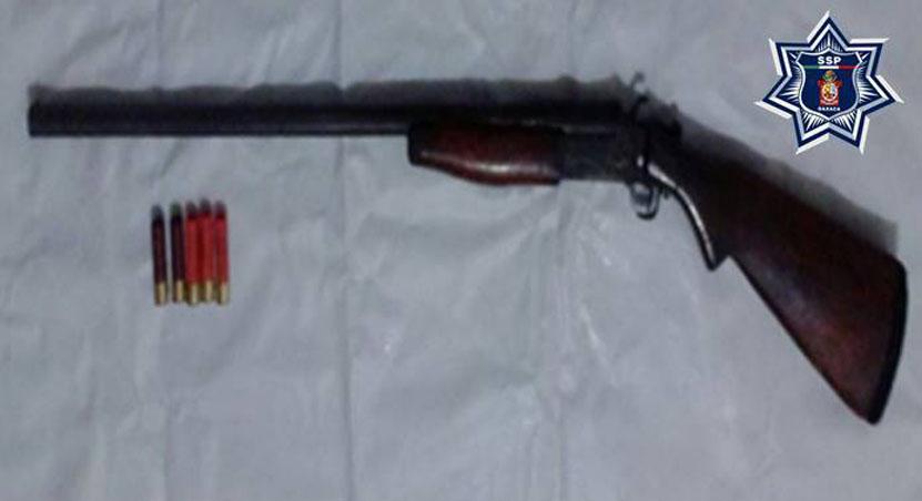Lo sorprenden con una escopeta en Tehuantepec | El Imparcial de Oaxaca