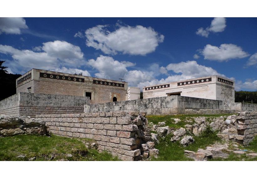 BS, una biblioteca para la recreación en Oaxaca
