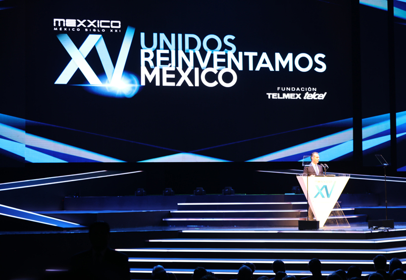Inicia ciclo de conferencias de México Siglo XXI