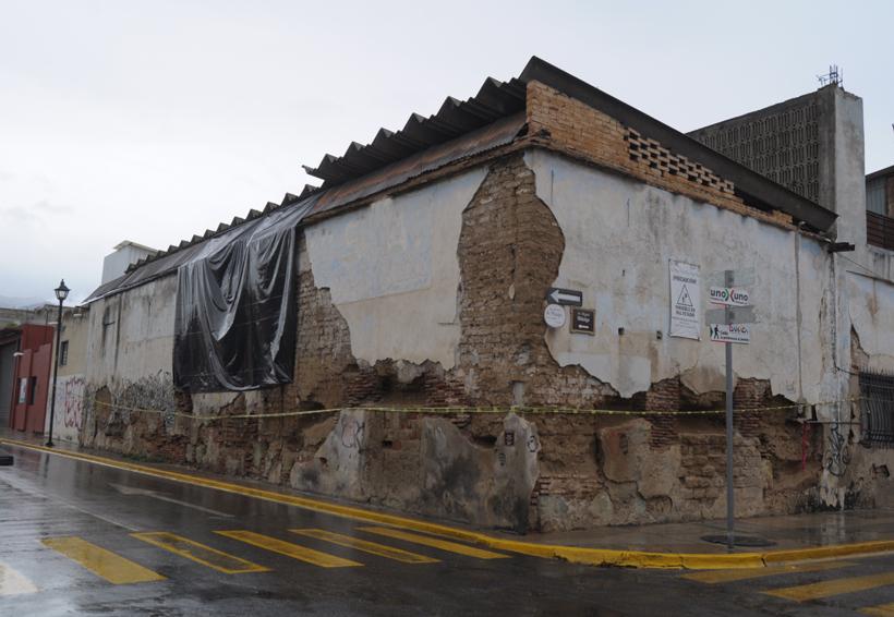 Confirman grietas y fisuras tras revisión en Oaxaca