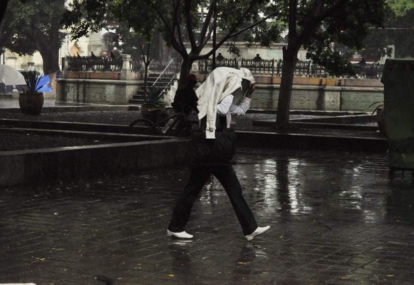 Tormentas puntales muy fuertes para Michoacán,