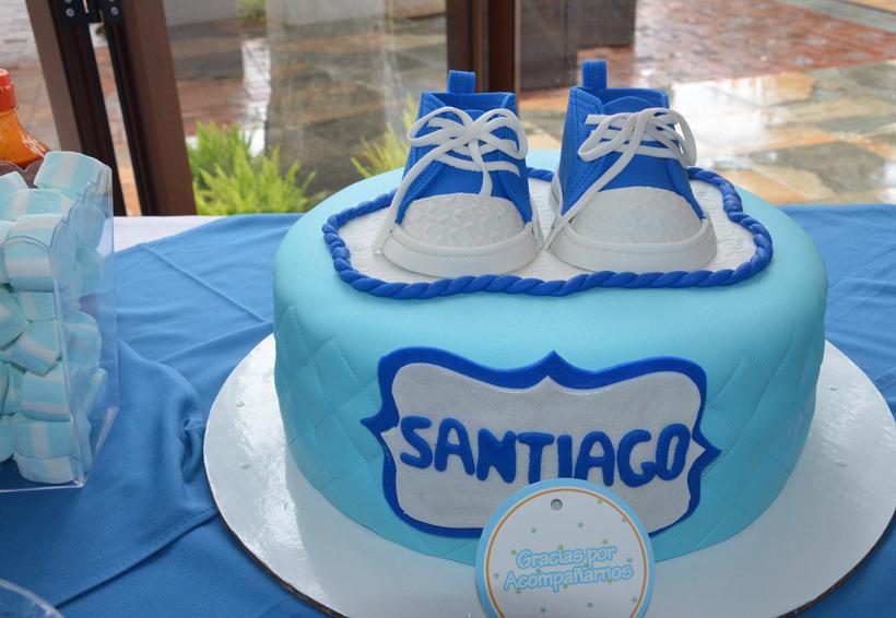 ¡Se llamará Santiago!