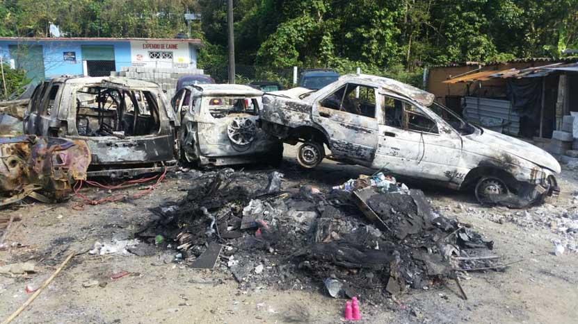 Hunden a acusado de matar a policía en Eloxochitlán | El Imparcial de Oaxaca