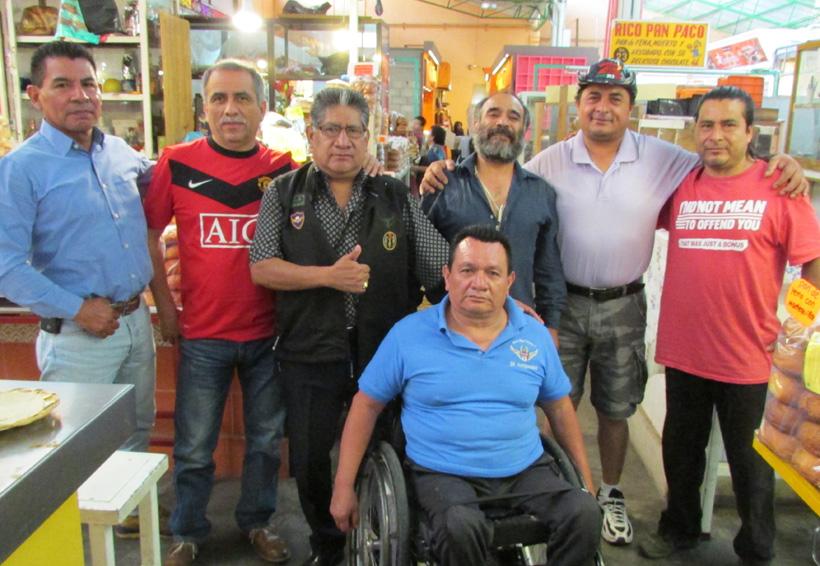Conforman asociación de exparacaidistas en Oaxaca | El Imparcial de Oaxaca