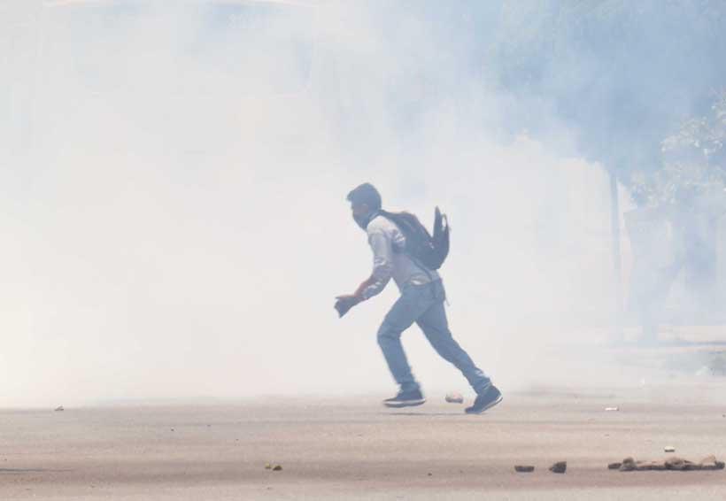 Condena DDHPO  uso de la violencia en Oaxaca | El Imparcial de Oaxaca