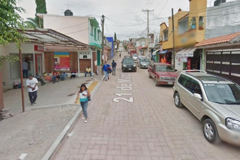 En Huajuapan, andaba de 'gallito'; lo mandan a los separos | El Imparcial de Oaxaca